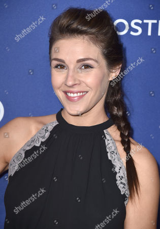 Lili Mirojnick arrives at the 18th annual Costume Designers Guild Awards at the Beverly Hilton hotel, in Beverly Hills, Calif