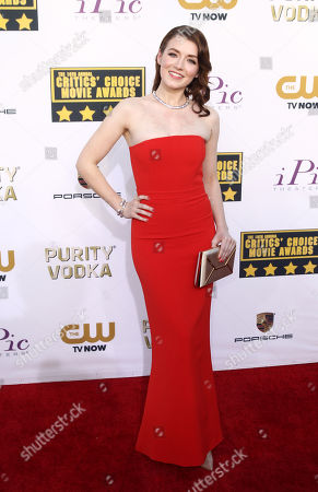 Editorial picture of 19th Annual Critics' Choice Movie Awards - Arrivals, Santa Monica, USA - 16 Jan 2014