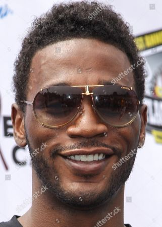 Stock Picture of Professional basketball player Kareem Rush attends the 1st Annual Athletes vs. Cancer Celebrity Flag Football game at the Palisades High School on in Pacific Palisades, Calif