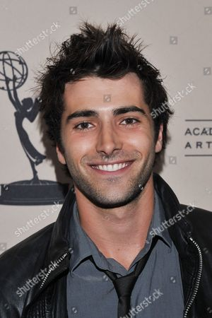 BEVERLY HILLS, CA - JUNE 16: Actor Freddie Smith attends a cocktail party presented by the Academy of Television Arts & Sciences' Daytime Programming Peer Group, in celebration of the 2011 Daytime Emmy Awards Nominees at the SLS Hotel at Beverly Hills on in Beverly Hills, California