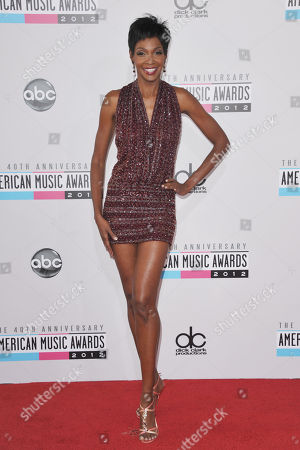 Editorial picture of 2012 American Music Awards Arrivals, Los Angeles, USA - 18 Nov 2012