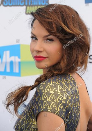 Charity Shea attends the 2012 Do Something awards on in Santa Monica, Calif
