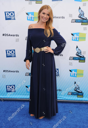 Willa Ford attends the 2012 Do Something awards on in Santa Monica, Calif