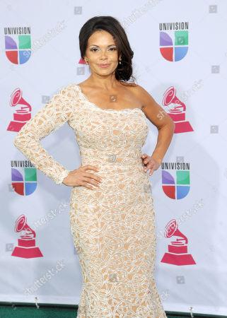 Editorial photo of 2012 Latin Grammy Awards Arrivals, Las Vegas, USA - 15 Nov 2012