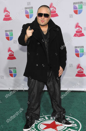 Editorial picture of 2012 Latin Grammy Awards Arrivals, Las Vegas, USA - 15 Nov 2012