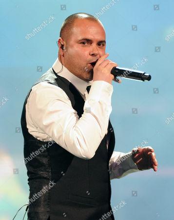 Juan Magan performs onstage at the 13th Annual Latin Grammy Awards at Mandalay Bay, in Las Vegas