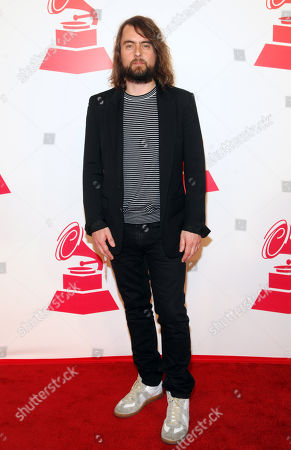 Rodrigo Guardiola arrives at the 2012 Latin Recording Academy Person of the Year Tribute to Caetano Veloso at the MGM Grand Garden Arena, in Las Vegas