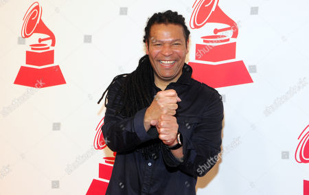 Stock Picture of Amaury Gutierrez arrives at the 2012 Latin Recording Academy Person of the Year Tribute to Caetano Veloso at the MGM Grand Garden Arena, in Las Vegas