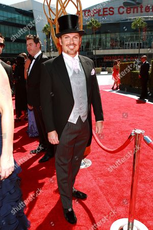 Editorial picture of 2012 Primetime Creative Arts Emmy Awards - Red Carpet, Los Angeles, USA - 15 Sep 2012