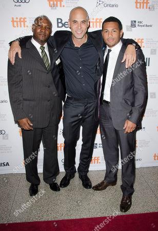 Editorial photo of 2012 TIFF Rebelle Premiere - 14 Sep 2012