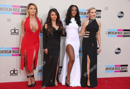 Editorial image of 2013 American Music Awards - Arrivals, Los Angeles, USA - 24 Nov 2013