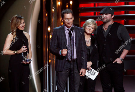 Editorial picture of 2013 CMA Awards - Show, Nashville, USA - 6 Nov 2013