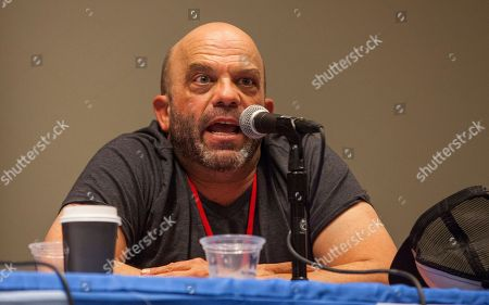 Editorial photo of 2013 Comic And Entertainment Expo - Day 3, Chicago, USA - 28 Apr 2013