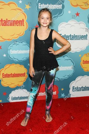 Actress Johnny Sequoyah arrives at the EW party on Day 4 of the 2013 Comic-Con International Convention on in San Diego