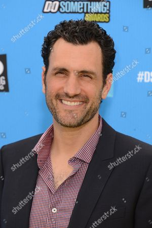 James LaRosa arrives at the Do Something Awards at the Avalon, in Los Angeles