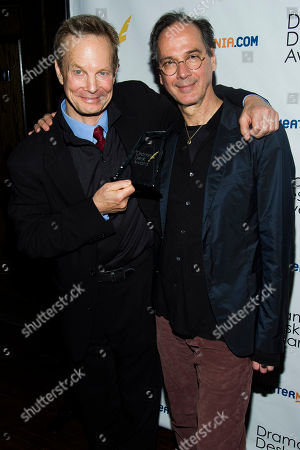 Bill Irwin, right, and David Shiner attend the 2013 Drama Desk Awards on in New York