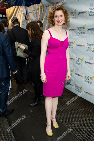 Christiane Noll attends the 2013 Drama Desk Awards on in New York