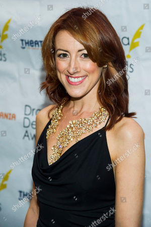 Editorial image of 2013 Drama Desk Awards, New York, USA - 19 May 2013