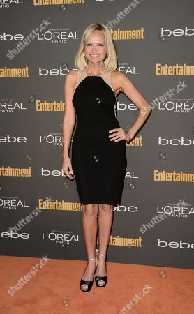 Stock Picture of Actress and singer Kristin Chenowith arrives at the 2013 Entertainment Weekly Pre-Emmy Party at Fig & Olive on in Los Angeles