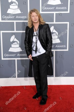 Editorial image of 2013 Grammy Awards Arrivals, Los Angeles, USA - 10 Feb 2013