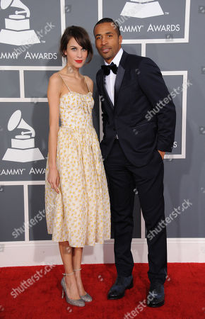 Editorial photo of 2013 Grammy Awards Arrivals, Los Angeles, USA - 10 Feb 2013