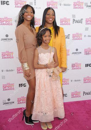 Editorial picture of 2013 Independent Spirit Awards - Arrivals, Santa Monica, USA - 23 Feb 2013