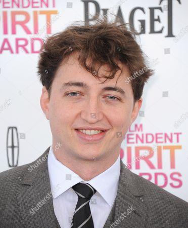 Directo Benh Zeitlin arrives at the Independent Spirit Awards, in Santa Monica, Calif