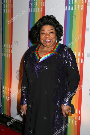 2013 Kennedy Center Honoree Martina Arroyo attends the 2013 Kennedy Center Honors at the Kennedy Center for the Performing Arts on in Washington