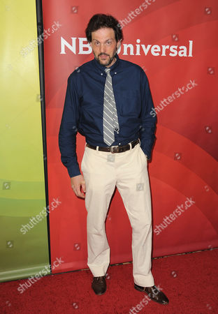 "Silas Weir Mitchell of NBC's ""Grimm"" arrives at the 2013 NBCUniversal Summer Press Day at The Langham Huntington Hotel and Spa on in Pasadena, Calif"