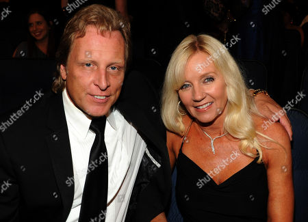 EXCLUSIVE - From left, Sig Hansen and June Hansen attend the 2013 Primetime Creative Arts Emmy Awards, on at Nokia Theatre L.A. Live, in Los Angeles, Calif