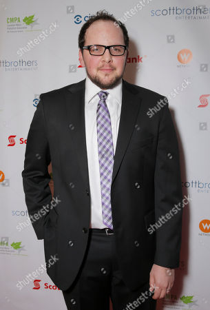 Austin Basis attends the 2013 Producers Ball, at the Royal Ontario Museum, on Wednesday, September 4th, 2013 in Toronto, Canada