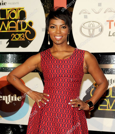 Actress Vanessa A. Williams arrives at the 2013 Soul Train Awards at the Orleans Arena on in Las Vegas