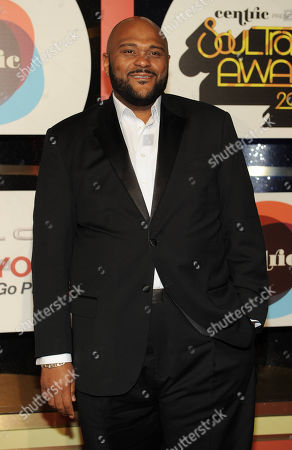 Singer Ruben Studdard arrives at the 2013 Soul Train Awards at the Orleans Arena on in Las Vegas