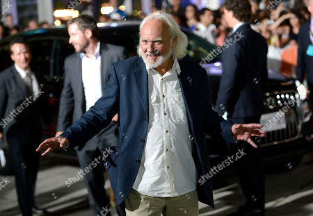 "Stock Image of Actor Kenneth Welsh arrives at the premiere of ""The Art of the Steal"" on day 7 of the Toronto International Film Festival at Roy Thomson Hall on in Toronto"
