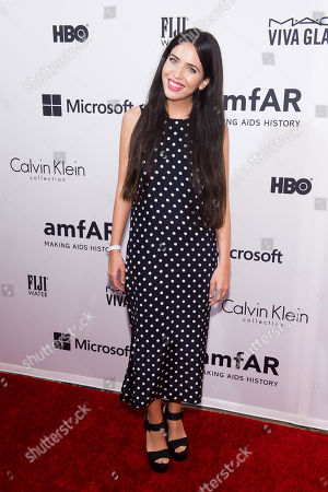 Stock Photo of Diana Lado attends amfAR's fifth annual Inspiration Gala on in New York