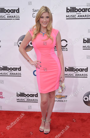 Stock Photo of Elle Fowler arrives at the Billboard Music Awards at the MGM Grand Garden Arena, in Las Vegas
