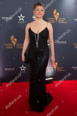 Editorial picture of 2014 Canadian Screen Awards - Arrivals, Toronto, Canada - 9 Mar 2014