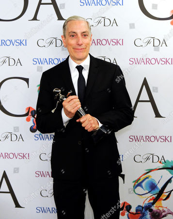 Editorial image of 2014 CFDA Fashion Awards - Reception and Winner's Walk, New York, USA - 2 Jun 2014