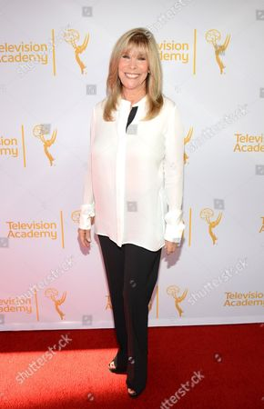 Anita Mann seen at the Television Academy's 66th Emmy Awards Choreographers Nominee Reception on in the NoHo Arts District in Los Angeles
