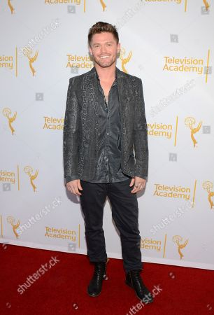 Stock Photo of Spencer Liff seen at the Television Academy's 66th Emmy Awards Choreographers Nominee Reception on in the NoHo Arts District in Los Angeles