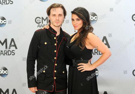 Editorial picture of 2014 CMA Awards - Arrivals, Nashville, USA - 5 Nov 2014