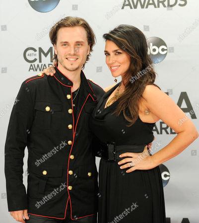 Editorial photo of 2014 CMA Awards - Arrivals, Nashville, USA - 5 Nov 2014