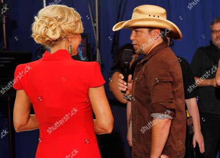 Editorial picture of 2014 CMT Music Awards - Arrivals, Nashville, USA - 4 Jun 2014