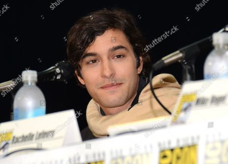 "Alexander Koch attends the ""Under the Dome"" panel on Day 1 of Comic-Con International, in San Diego"