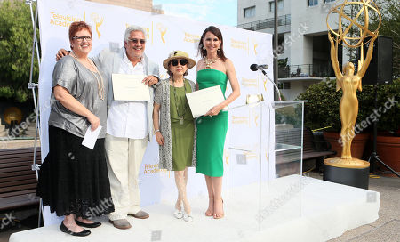 Editorial picture of 2014 Costume Design & Supervision Nominee Reception, Los Angeles, USA - 19 Jul 2014