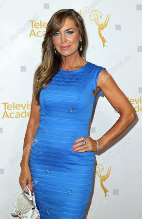 Sandra Vidal arrives at the 2014 Daytime Emmy Nominee Reception presented by the Television Academy at The London West Hollywood on