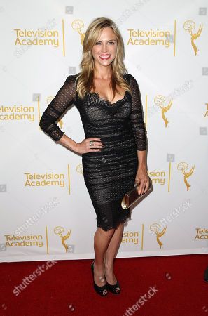 Kelly Sullivan arrives at the 2014 Daytime Emmy Nominee Reception presented by the Television Academy at The London West Hollywood on