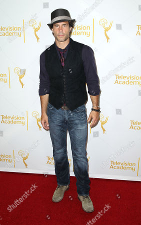 Shawn Christian arrives at the 2014 Daytime Emmy Nominee Reception presented by the Television Academy at The London West Hollywood on