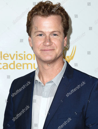 Stock Photo of Jonathan Mangum arrives at the 2014 Daytime Emmy Nominee Reception presented by the Television Academy at The London West Hollywood on