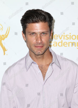 Greg Vaughan arrives at the 2014 Daytime Emmy Nominee Reception presented by the Television Academy at The London West Hollywood on